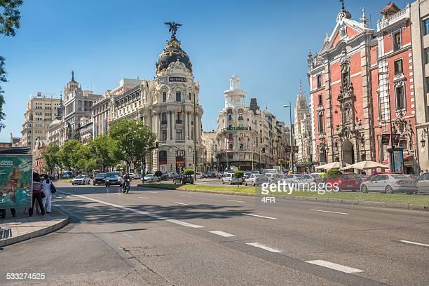 Metropolis, Madrid, España