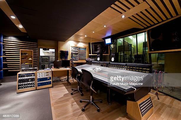 Metropolis Studios in London, February 23, 2009.