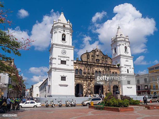 Metropolitan Cathedral Casco Viejo, Panama city