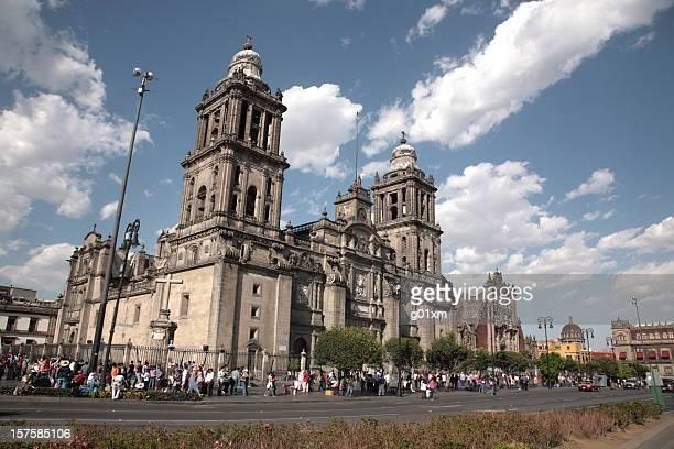 Kathedrale von Mexico city