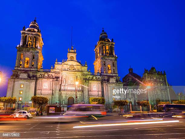 Metropolitan Cathedral of the Assumption in Mexico