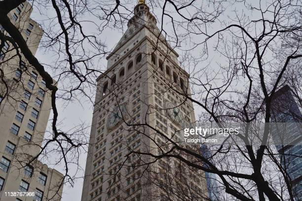Metropolitan Life Insurance Company Tower from Madison Square Park