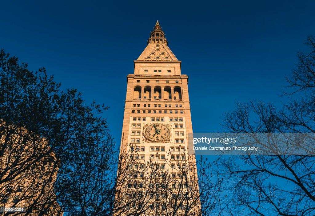 Metropolitan Life Tower : Stock Photo
