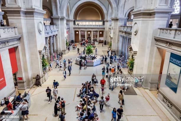 Metropolitan Museum of Art, Great Hall.