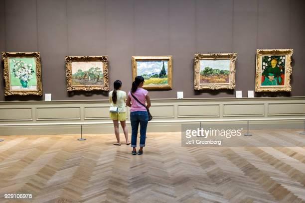 Metropolitan Museum of Art Impressionism Vincent van Gogh Gallery