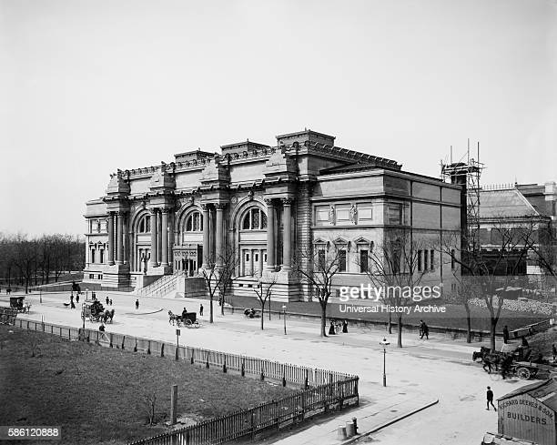 Metropolitan Museum of Art New York City USA circa 1903