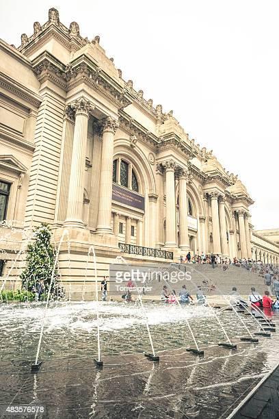 metropolitan museum of art - met art gallery photos et images de collection