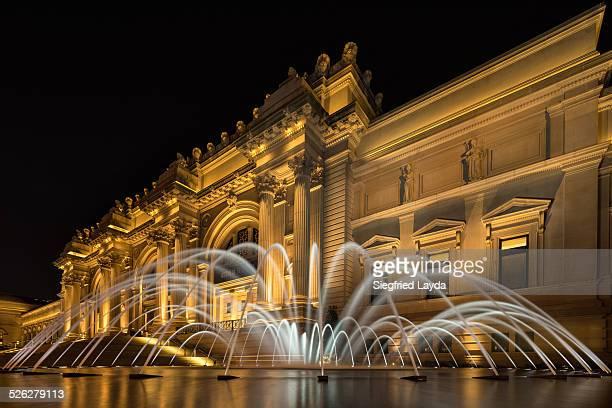 metropolitan museum - met art gallery photos et images de collection