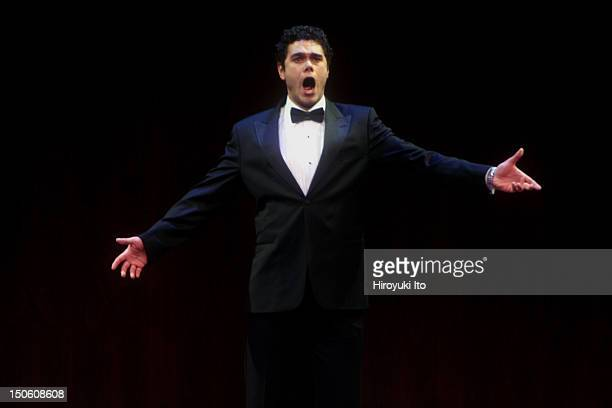 Metropolitan Opera National Council Grand Finals Concert at the Metropolitan Opera House on Sunday afternoon March 14 2010This imageElliot Madore one...