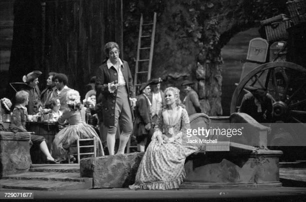 Metropolitan Opera's 'Manon Lescaut' starring Renata Scotto Plácido Domingo and Pablo Elvira in March 1980 Photo by Jack Mitchell/Getty Images