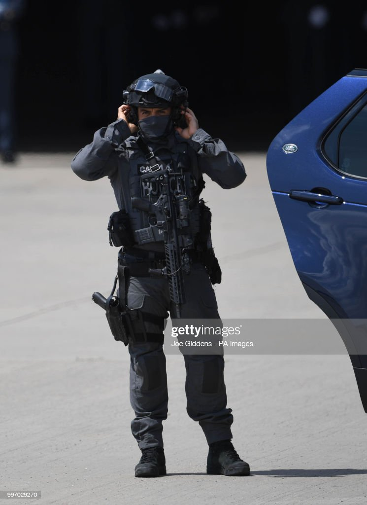 Metropolitan Police Counter Terrorist Specialist Firearms