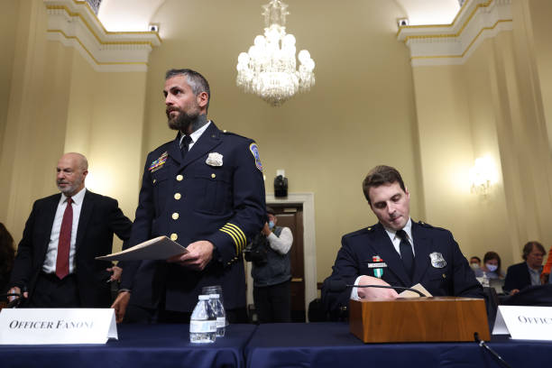 DC: House Select Committee Investigating January 6 Attack On US Capitol Holds First Hearing