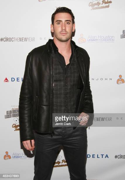 Mets pitcher Matt Harvey attends the 2nd Annual Alan Houston Legacy Foundation charity poker tournament at Espace on December 3 2013 in New York City