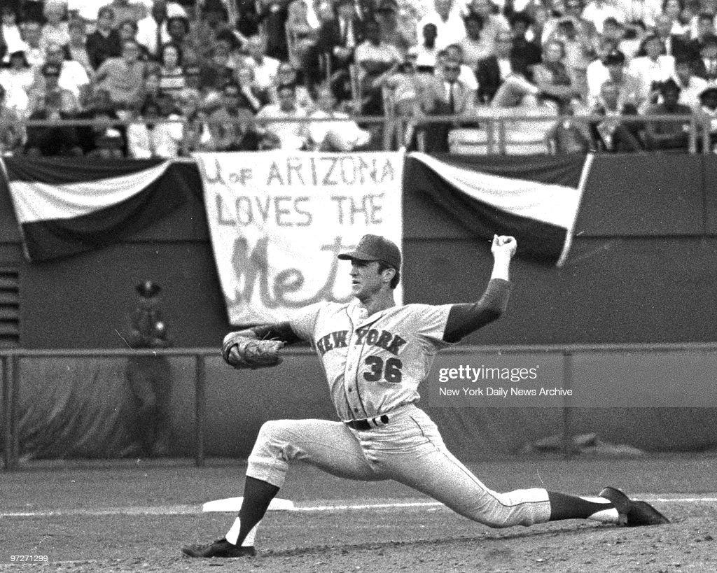 N.Y. Mets vs. Atlanta Braves. 1969 National League Champions ...