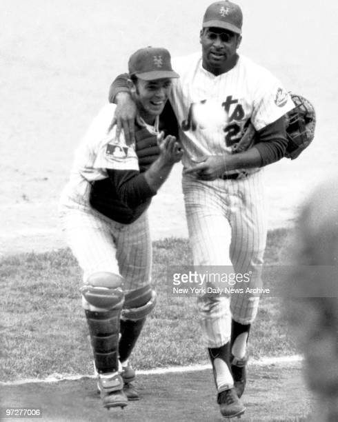 Y Mets vs Baltimore Orioles 1969 World Series Game 3 In one of the greatest exhibitions by one man in World Series history Tommie Agee of Mets...