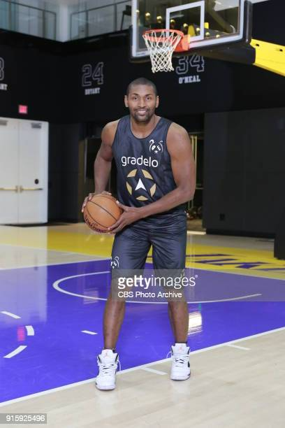 Metta World Peace an NBA Champion originally from Queens NY and currently living in Los Angeles will be one of the celebrities competing on BIG...