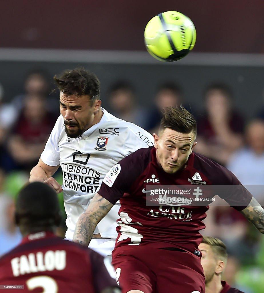 Metz v SM Caen - Ligue 1