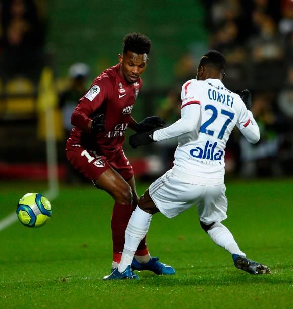 FRA: FC Metz v Olympique Lyon - Ligue 1