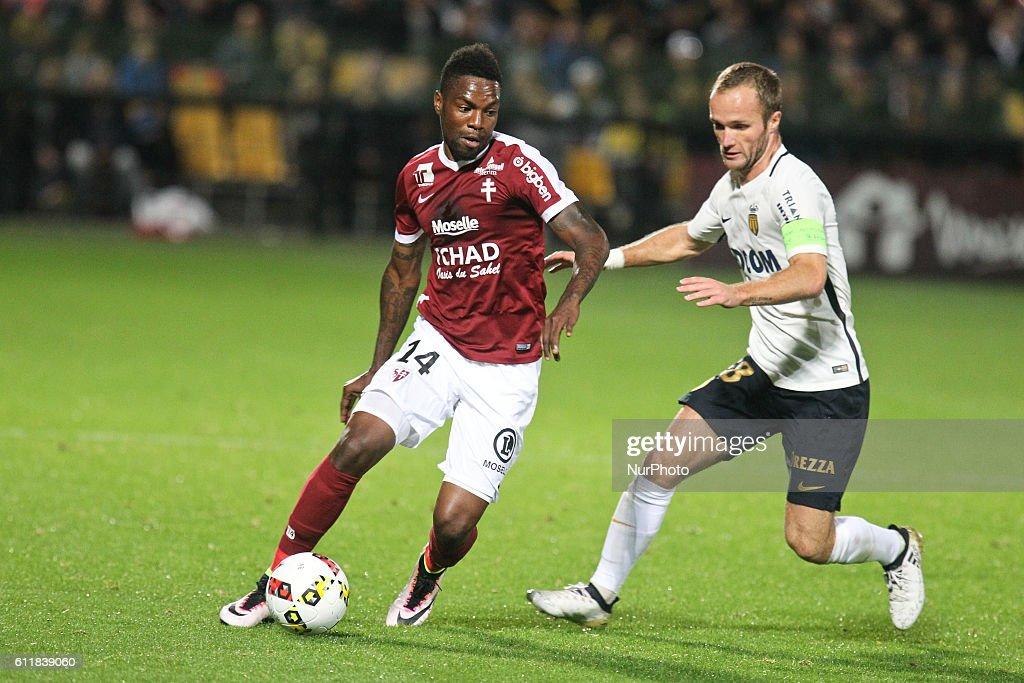 FC Metz v AS Monaco - Ligue 1