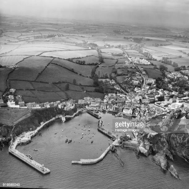 Mevagissey Cornwall 1964