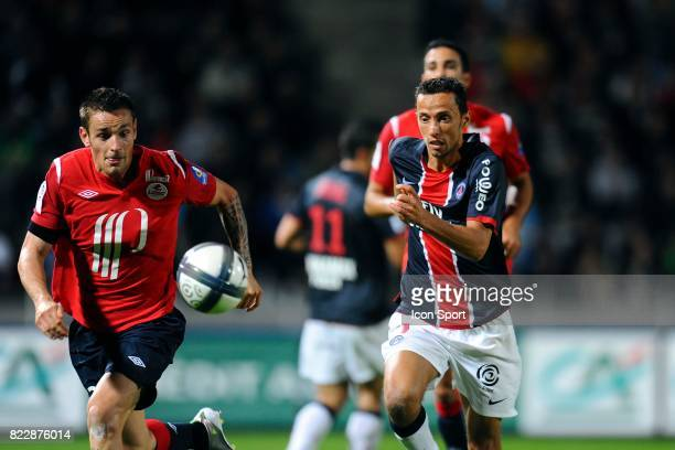 Mevlut Erding Lille / PSG 2eme journee de Ligue 1 Stadium de Villeneuve d'ascq
