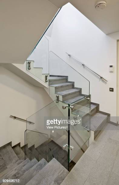Mews House in Chagford Street London Staircase Mews House Chagford Street London United Kingdom Architect Ayad LTuhafi Architects Ltd 2015