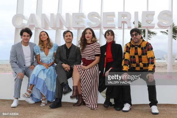Mexican actor Alfonso Dosal Mexican actress Sofia Sisniega Mexican actor and film director Gael Garcia Bernal Colombian actress Paulina Davila...