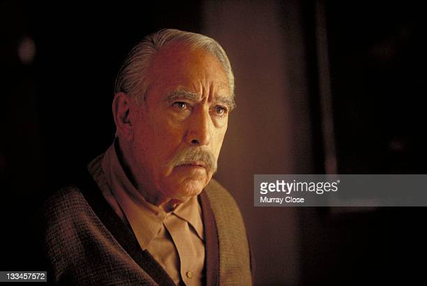 Mexican actor Anthony Quinn stars in the film 'A Walk in the Clouds' 1995