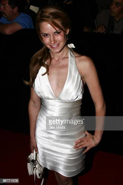 Mexican Actress Altair Jarabo Nominated For The Best
