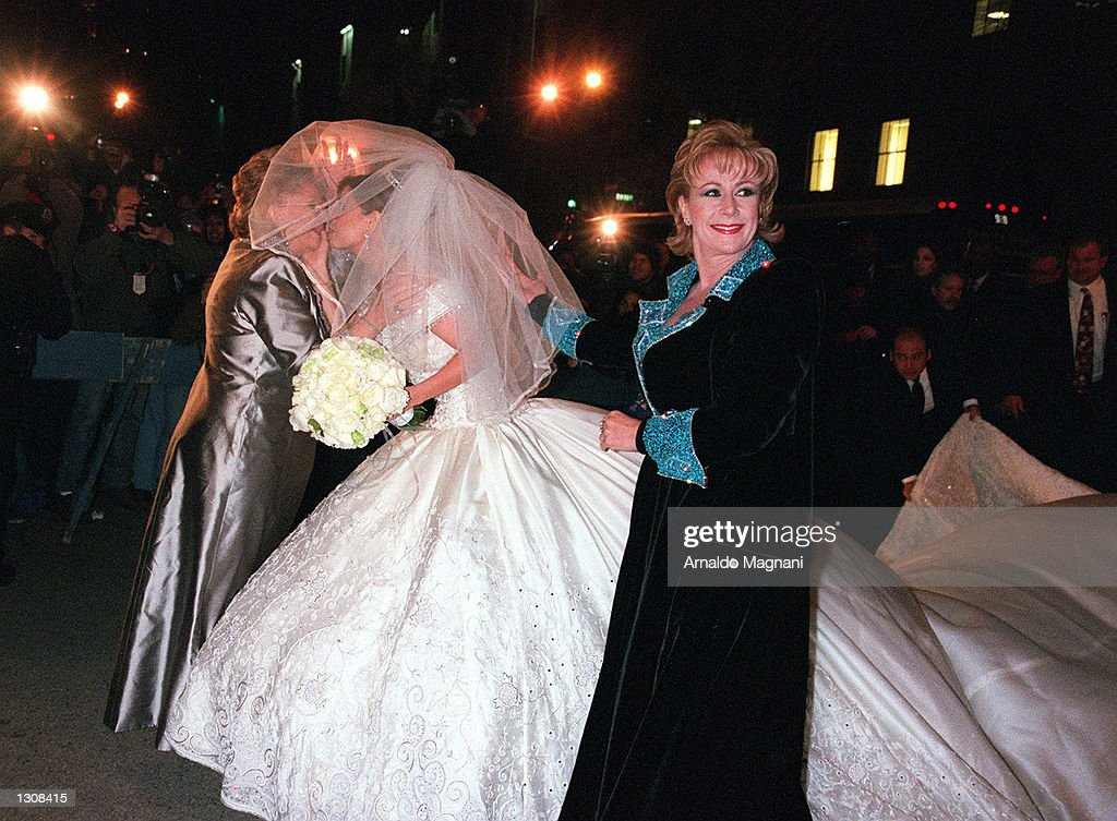 Mexican Actress And Singer Thalia Arrives At The St Patricks Cathedral Before Her Marriage To