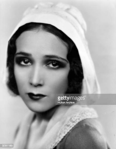 Mexican actress Dolores Del Rio as she appears in the romantic film 'Evangeline', based on Longfellow's epic poem. The film was directed by Edwin...