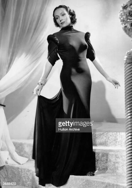Mexican actress Dolores Del Rio .