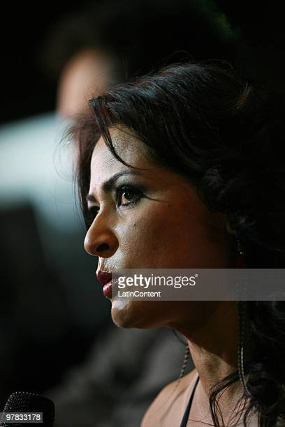 Mexican actress Elpidia Carrillo during the delivery of the Premio Guadalajara Iberoamericano as part of the the Guadalajara International Film...