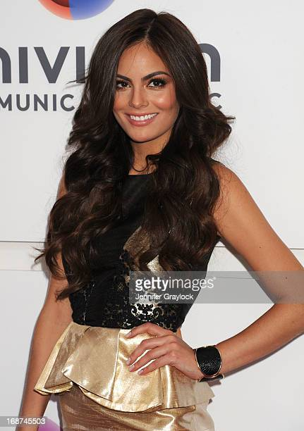 Mexican Actress Ximena Navarrete attends the 2013 Univision Upfront Presentation at Espace on May 14 2013 in New York City