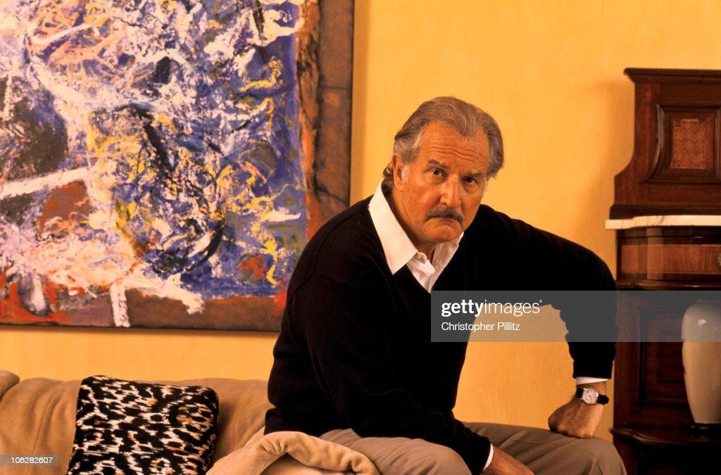FILE: Latin American Writer Carlos Fuentes Dead At 83