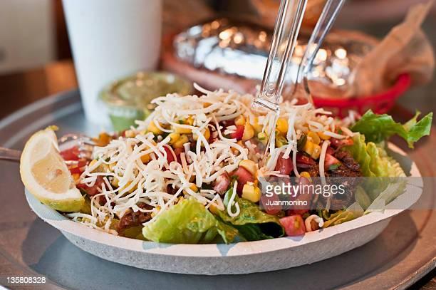 Mexikanische Rindfleischsalat