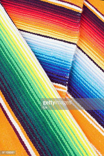 mexican blanket - mexican fiesta stock pictures, royalty-free photos & images