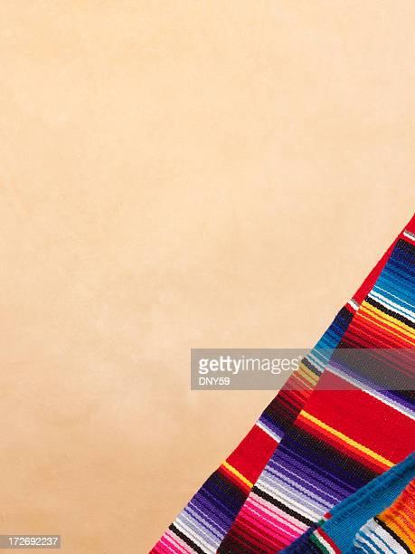 Mexikanischen Decken