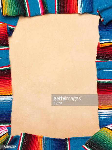 mexican blankets - mexican culture stock pictures, royalty-free photos & images