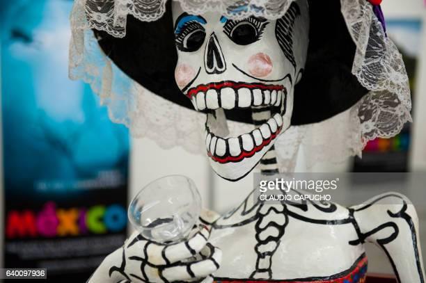 Mexican craft skull