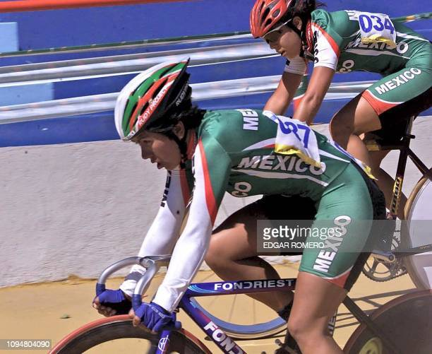 Mexican cyclist Belem Guerrero has the lead in the cycling 20 km competition for points of the XIX Central American and Caribbean Games San Salvador...
