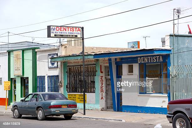 mexican dentist - sonora mexico stock photos and pictures