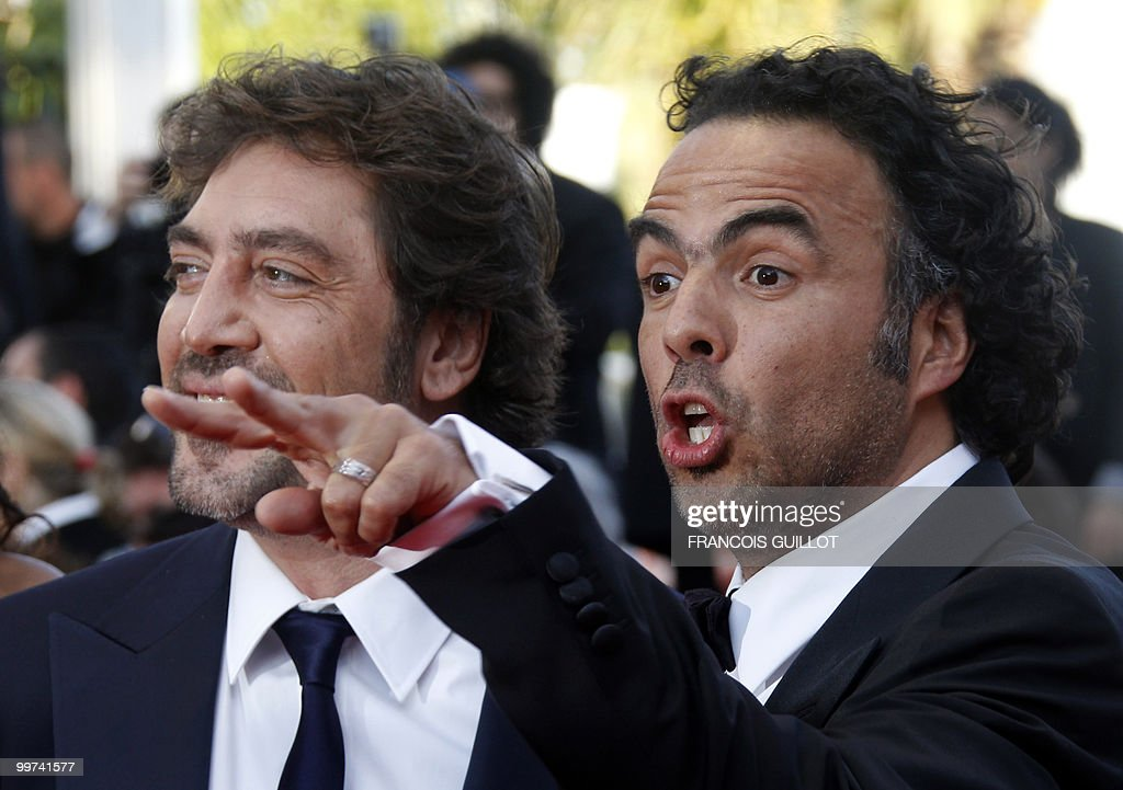 Mexican director Alejandro Gonzalez Inar : News Photo