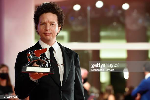 Mexican director Michel Franco at the 77 Venice International Film Festival 2020. Winners red carpet. Venice , September 12th, 2020