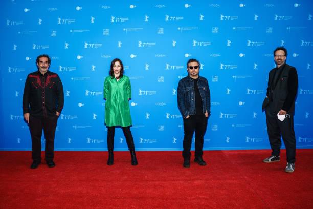 """DEU: """"Una Película De Policías"""" (A Cop Movie) Premiere - 71st Berlinale International Film Festival Summer Special"""