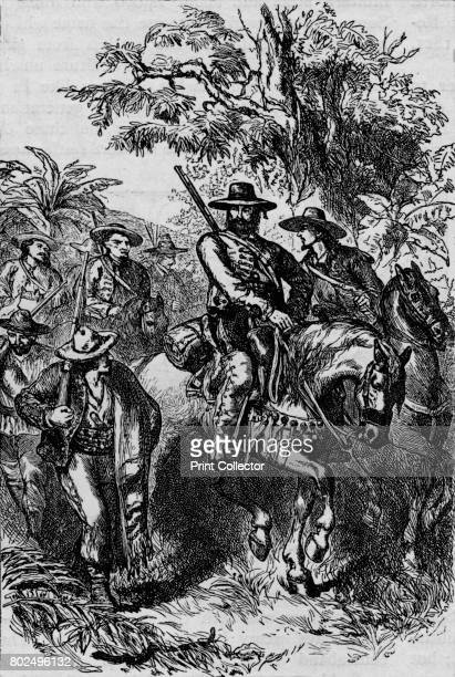 Mexican Filibusters' The Texas Revolution fought between the Mexican Province of Texas and Mexican Government From Battles of the Nineteenth Century...