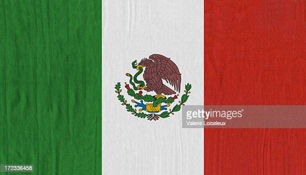 mexican flag - mexican flag stock pictures, royalty-free photos & images