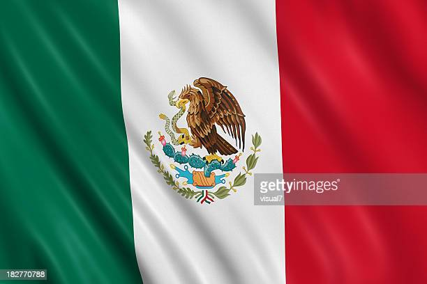 Mexican Flag Stock Photos and Pictures | Getty Images