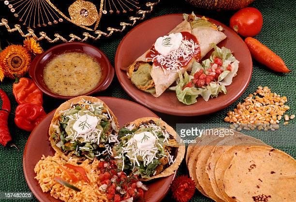 Cuisine mexicaine 01