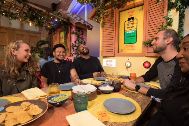 GBR: Old El Paso Open UK's First Restaurant Powered By Diners' Conversation